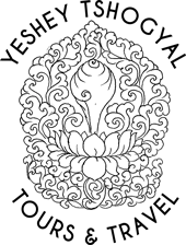 Yeshey Tshogyal Tours and Travel Logo